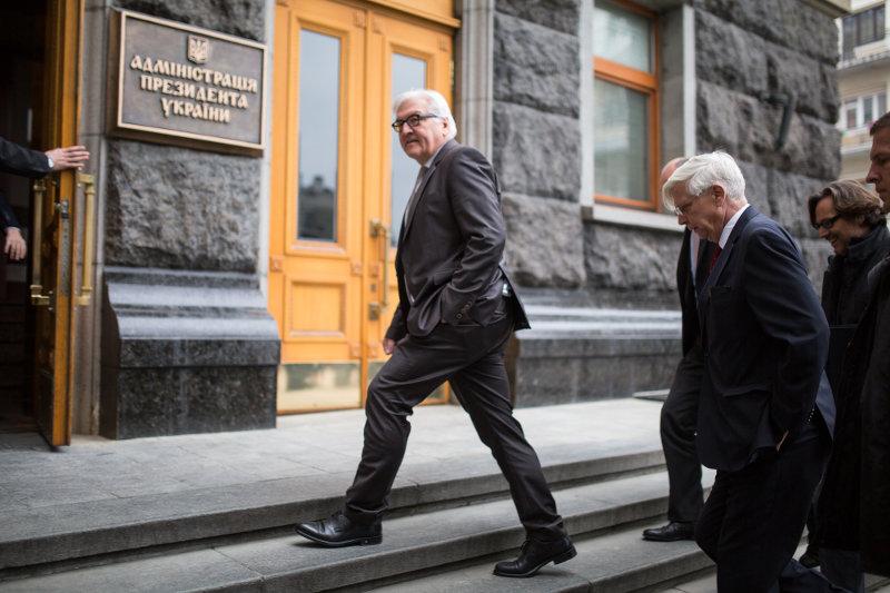 Украина и Германия предлагают привлечь Польшу к переговорам по урегулированию конфликта на Донбассе