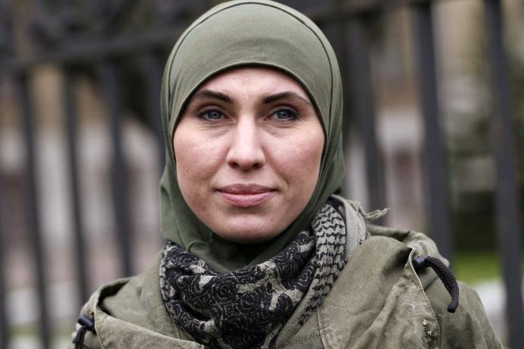 Чеченский доброволец рассказала, за что в Чечне ненавидят Кадырова и почему поддерживают Украину