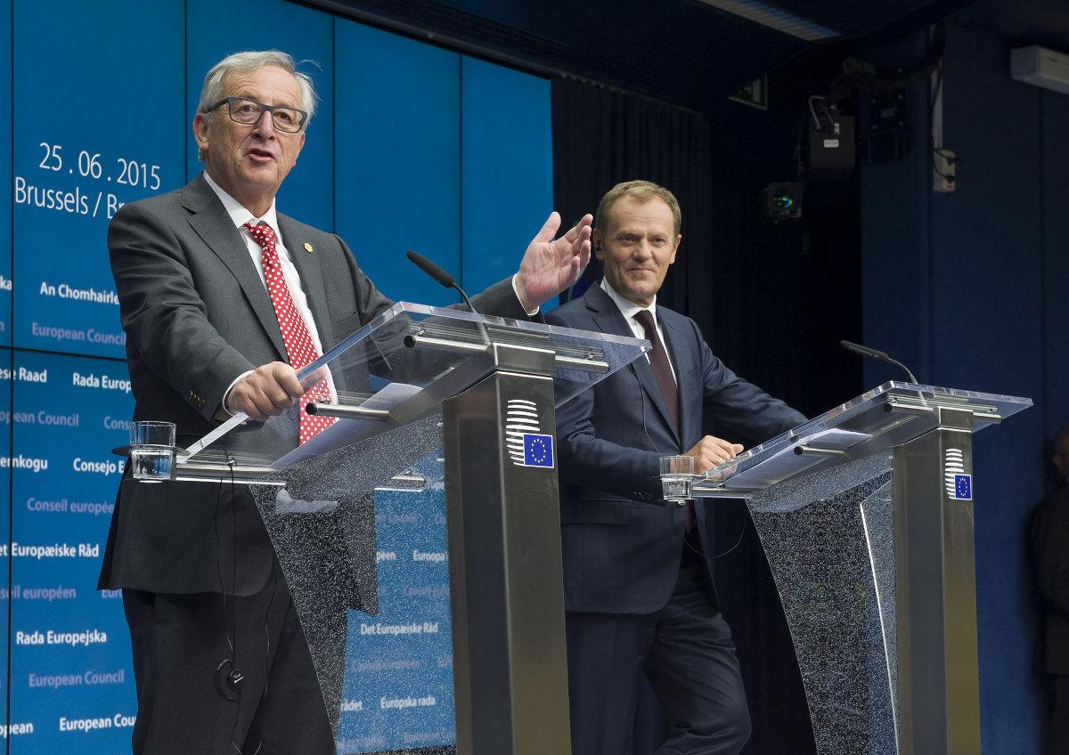 """""""Апострофу"""" удалось выяснить, какие проблемы решали участники недавнего саммита ЕС"""