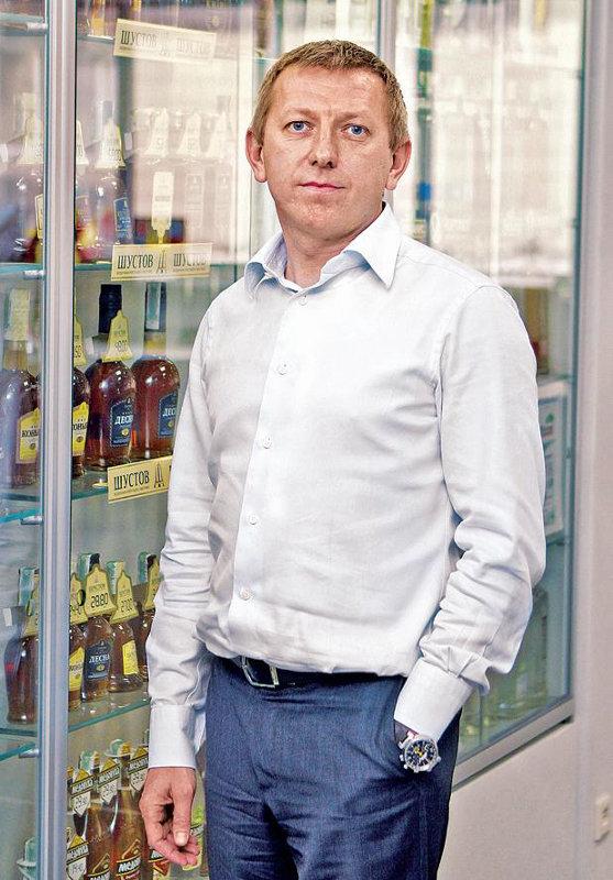 Крупнейший производитель водки сменил топ-менеджера