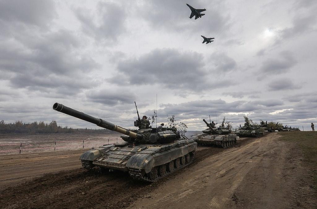 Почему в России не прекращают говорить о наступлении ВСУ на Донбассе