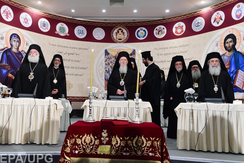 Западные СМИ обсуждают ситуацию вокруг проведения Всеправославного Собора на Крите