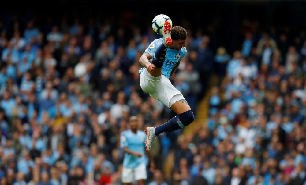 Манчестер Сити проиграл Лиону в первом туре группового этапа ЛЧ