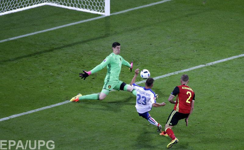 Сборная Бельгии в матче против Италии не смогла подтвердить статус одного из фаворитов чемпиона Европы