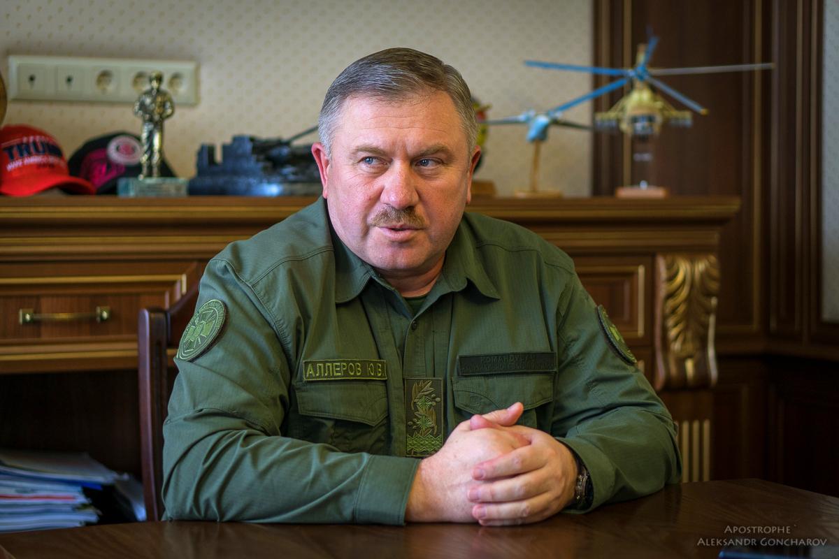 Генерал-лейтенант Юрий Аллеров рассказал о подготовке РФ к аннексии Крыма и настроениях жителей ОРДЛО