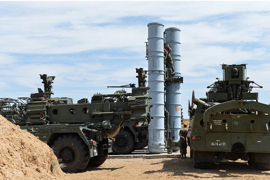 Поставки комплексов С-300 режиму Башара Асада снижают безопасность в регионе