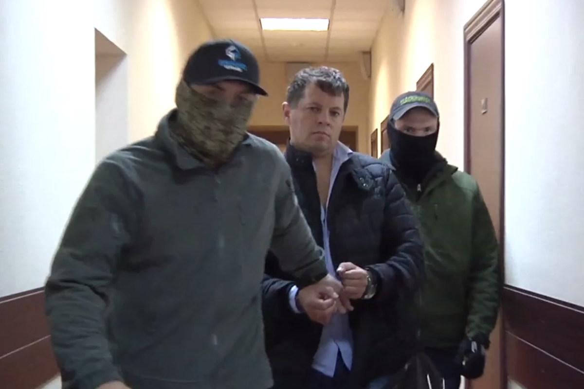 Украинская сторона отреагировала на задержание в Москве журналиста Укринформа