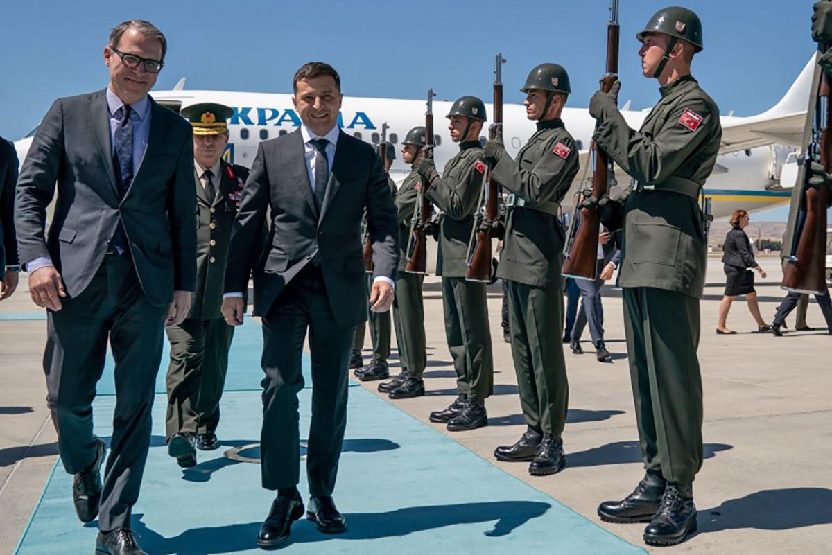 Максим Глущенко про підсумки поїздки Зеленського в Туреччину