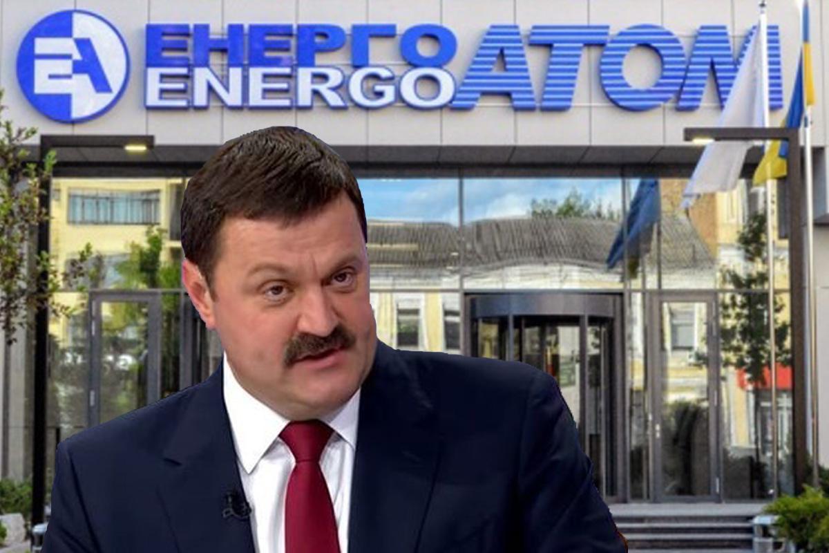 """Санкции не помеха: Андрей Деркач продолжает контролировать """"Энергоатом"""""""