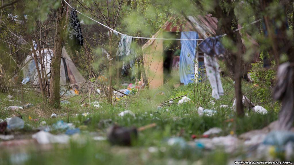 Кому выгодны ромские погромы в Украине