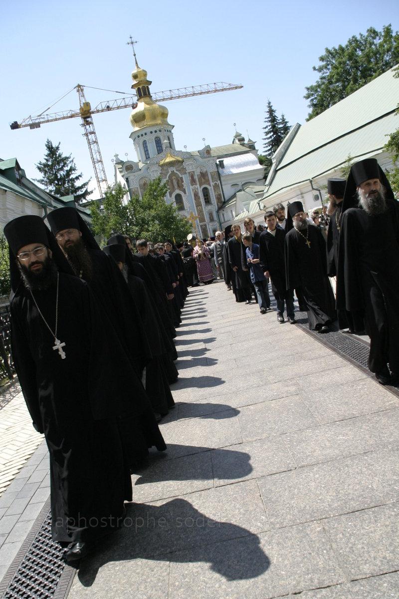 Киевский патриархат Украинской православной церкви обратился с призывом объединиться