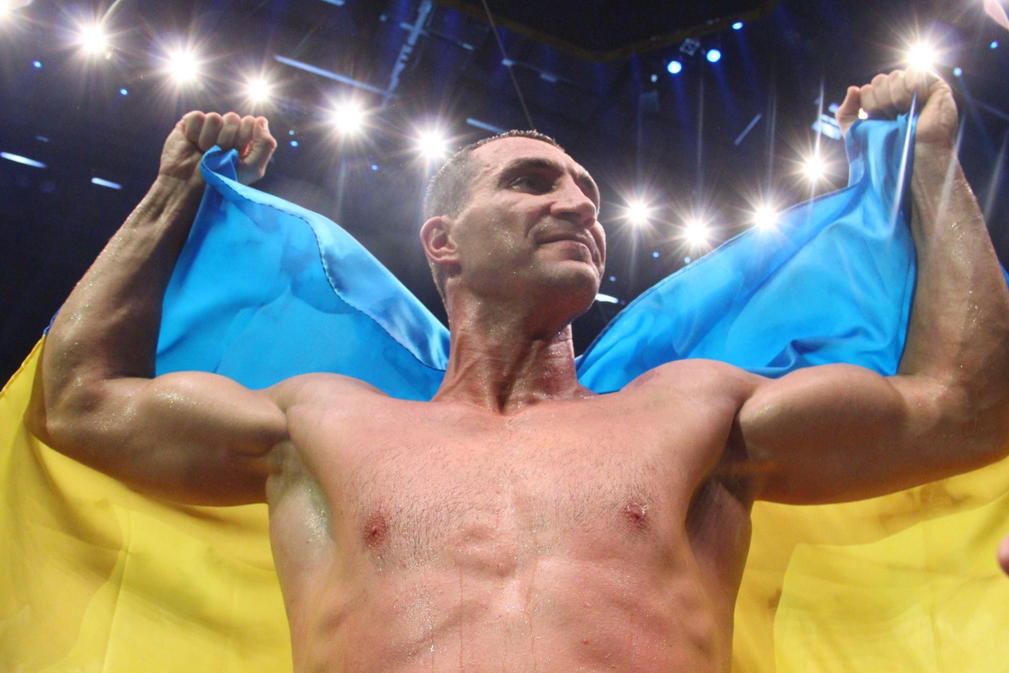 Украинский спортсмен провел на профессиональном ринге 69 боев