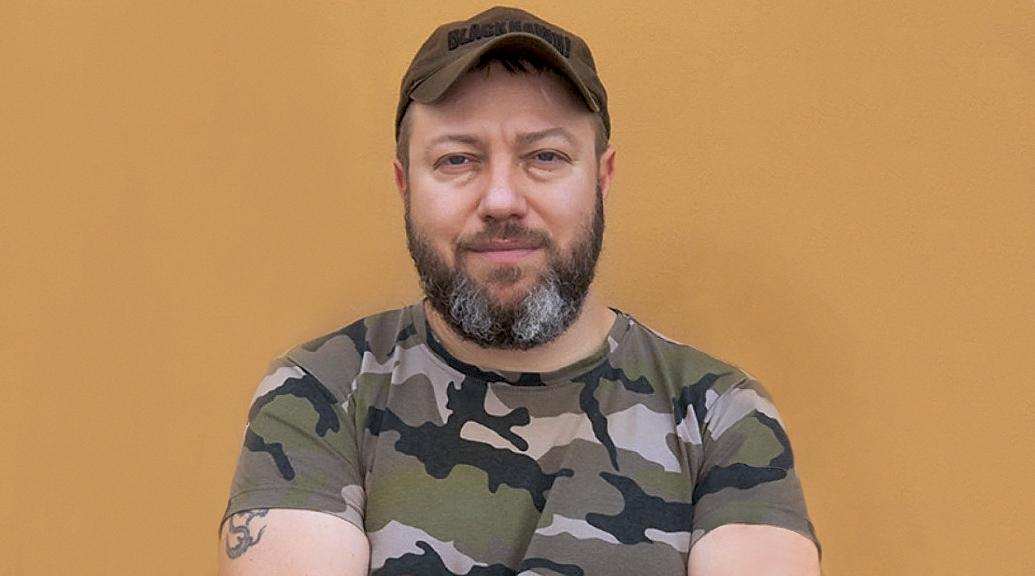 Леонид Краснопольский о войне и том, как ветераны АТО идут в титушки