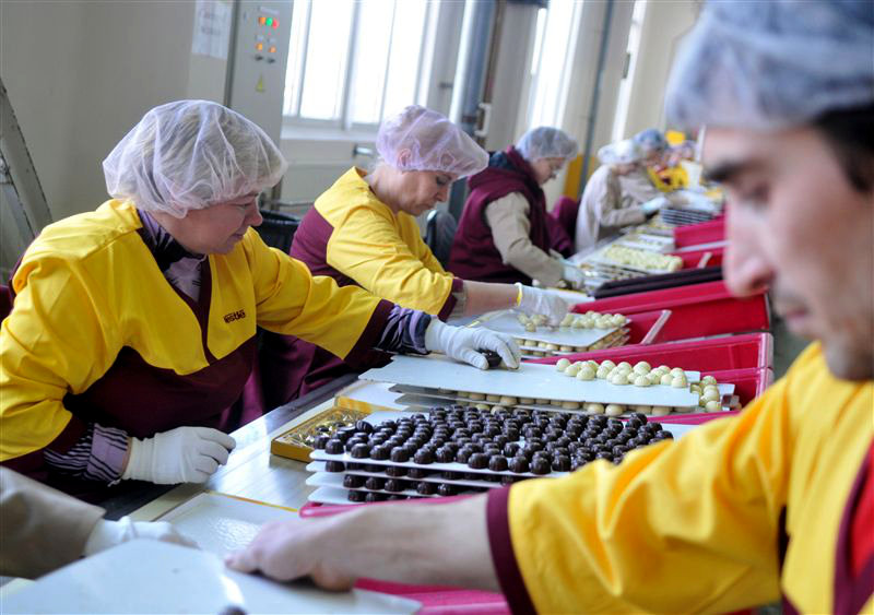 РФ ввела запрет на ввоз всей кондитерской продукции из Украины