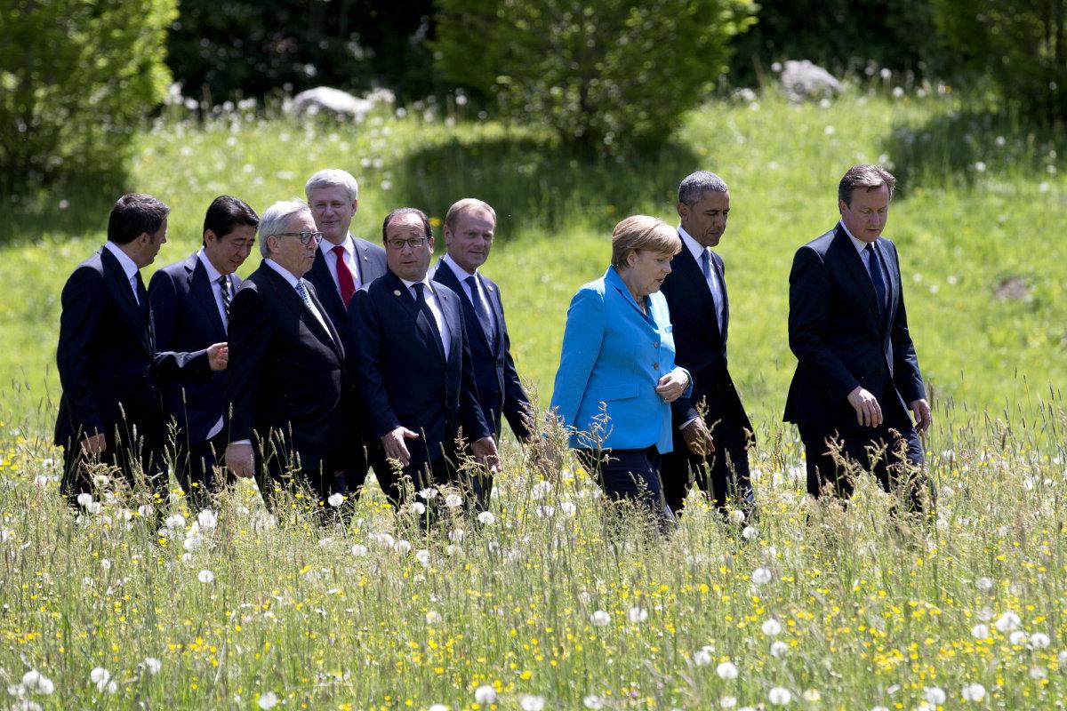 Мировые лидеры оказали нашей стране только вербальную поддержку