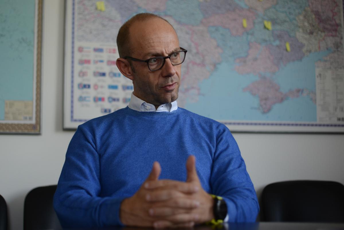 Джованни Сальветти видит пути для экономического процветания Украины