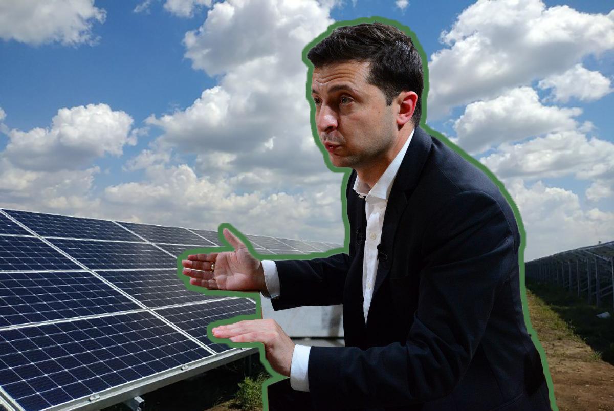 """На украинский """"зеленый тариф"""" готовят жалобу в Конституционный суд"""