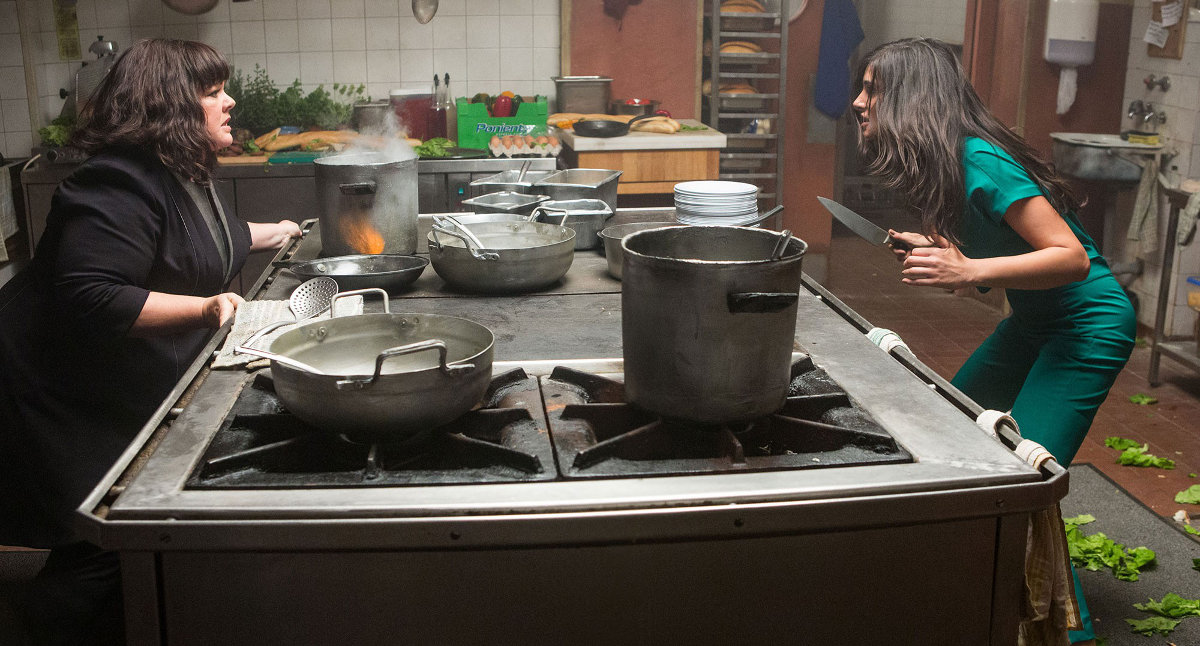 """Мелисса Маккарти сыграла главную роль в комедии """"Шпионка"""""""
