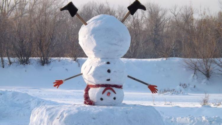 Февраль по-прежнему радует украинцев отсутствием сильных морозов