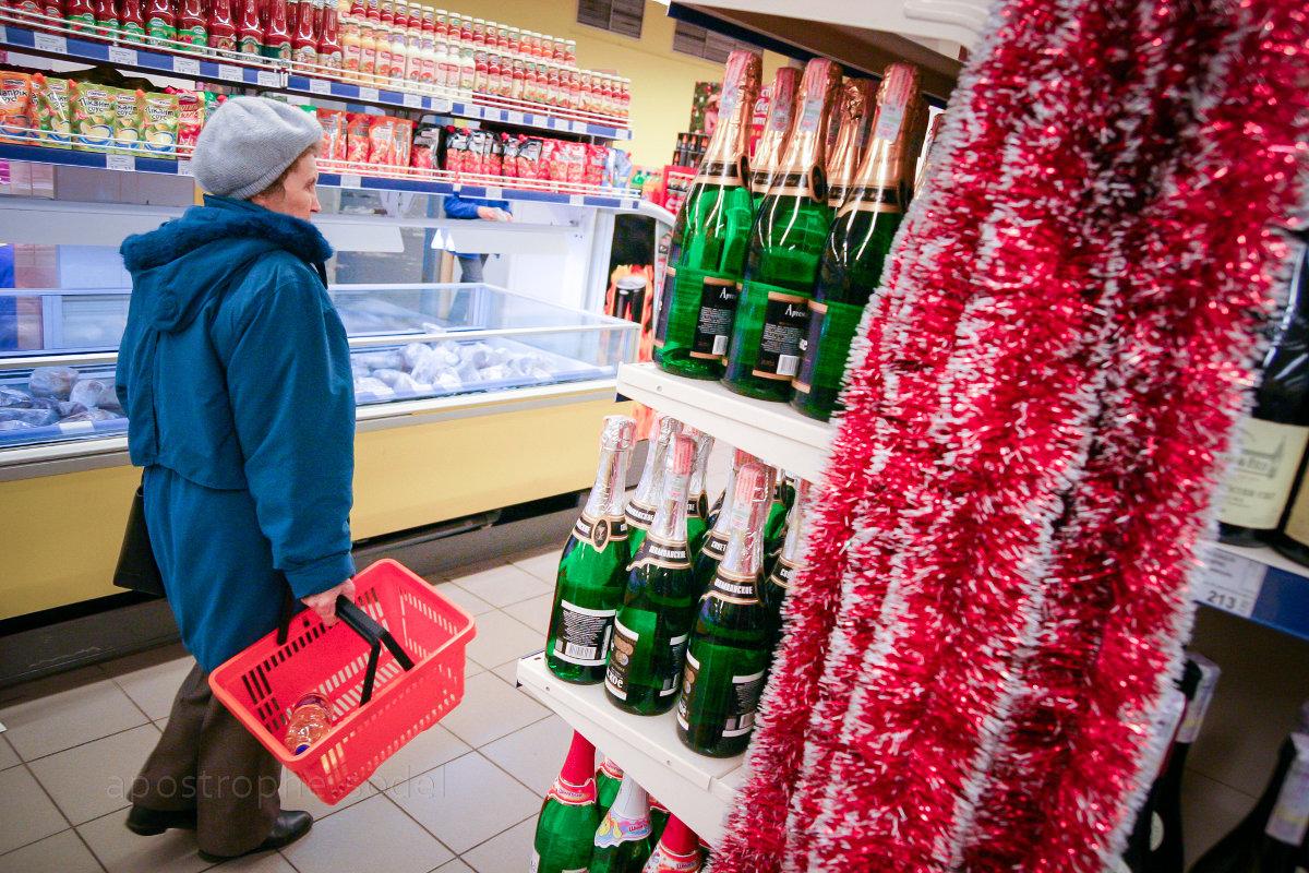 Перед праздниками ожидается очередное повышение цен на продукты