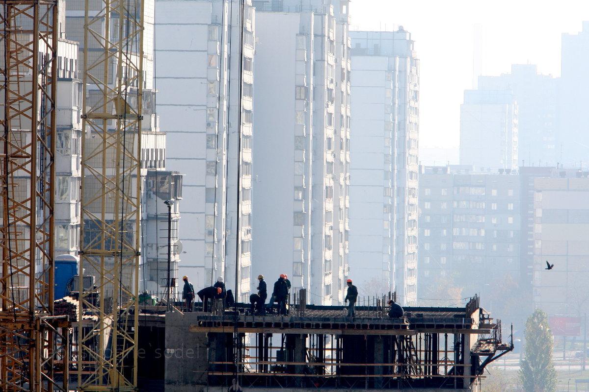 Что происходит с ценами на квартиры в Киеве. Инфографика