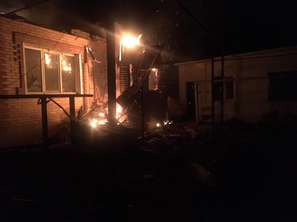 Штаб: Боевики обстреляли из«Градов» украинские укрепления около Зайцево