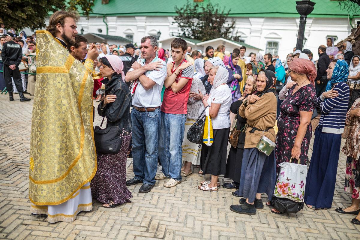 Агрессия России на Донбассе пошатнула позиции УПЦ Московского патриархата