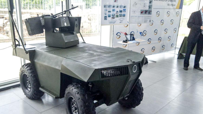 Машина предназначена для боевой поддержки и перевозки различных грузов