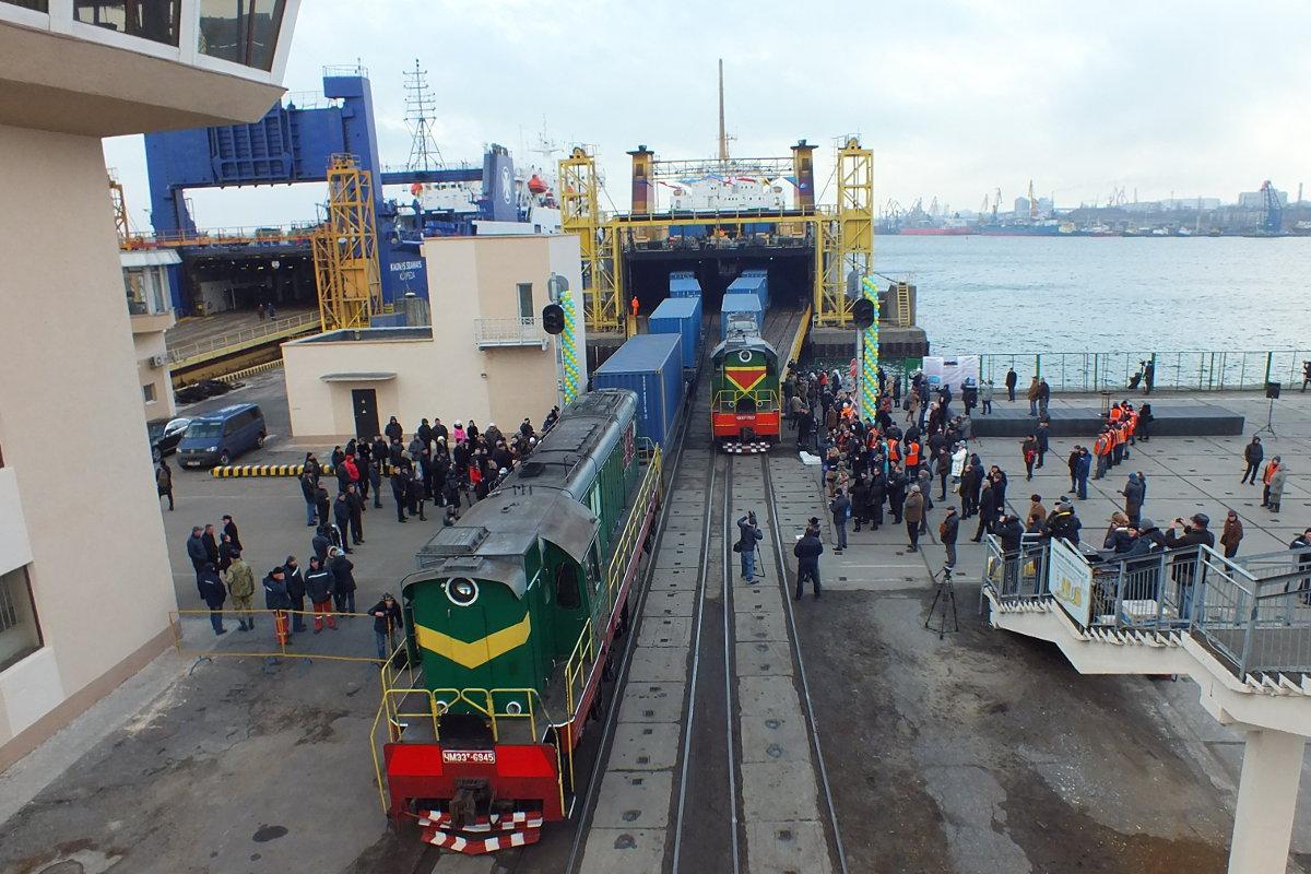 Украина может получить альтернативный транзитный маршрут в обход России