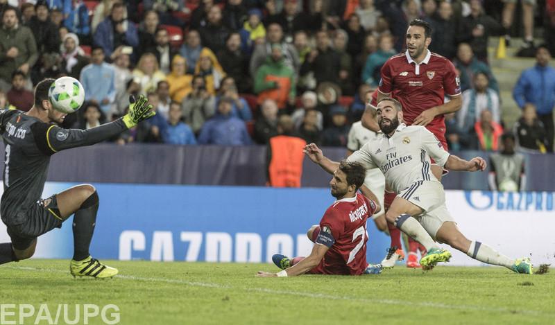 """""""Реал"""" в третий раз взял Суперкубок - """"сливочные"""" вырвали победу в овертайме"""