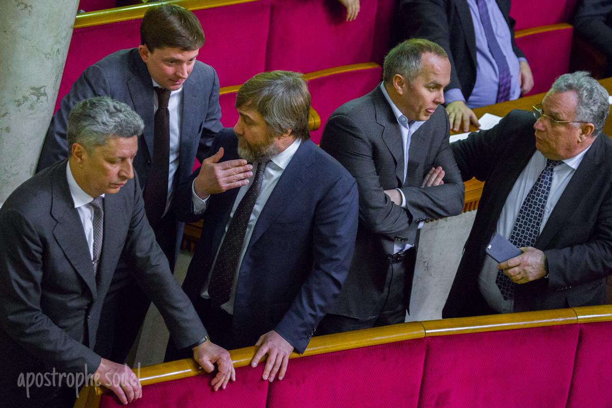 """""""Оппозиционный блок"""" может разделиться на две политсилы"""