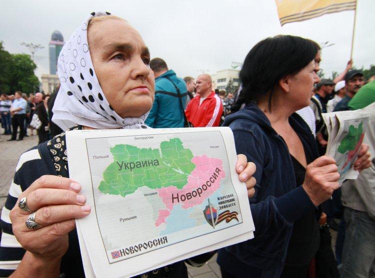 """Зачем был запущен проект """"Новороссия""""?"""