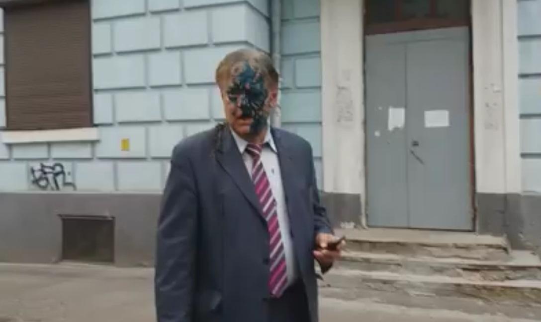 Захарова высказалась онападении на руководителя Россотрудничества вКиеве