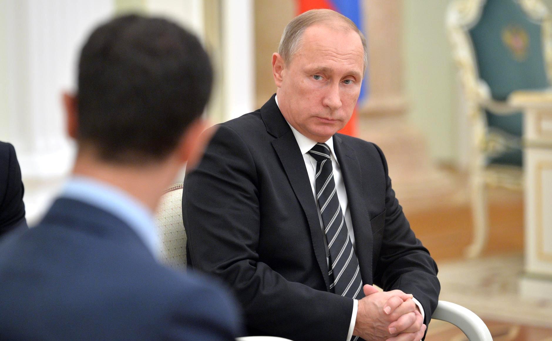 Госсекретарь США потребует от Москвы отказаться от поддержки Асада