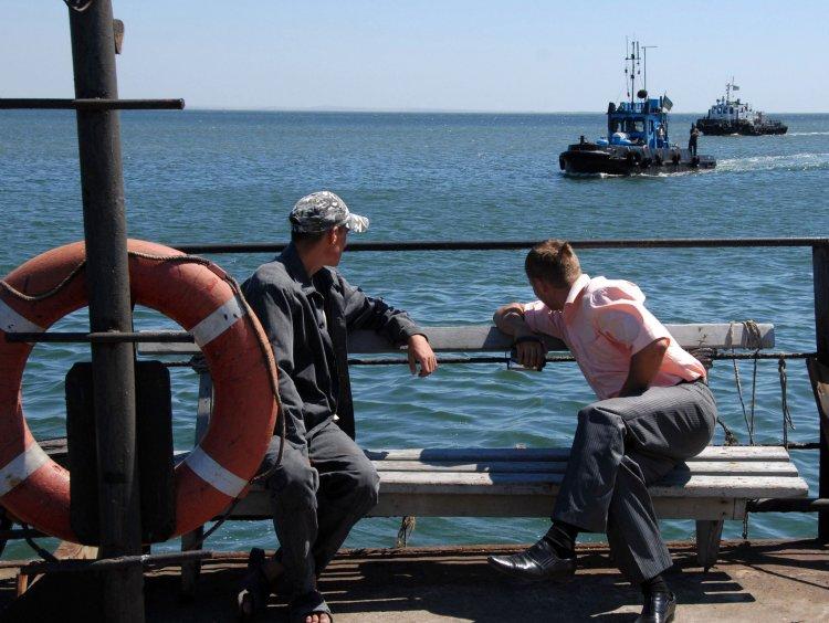 Как Россия захватила контроль над лоцманскими проводками и портами в Керченском проливе