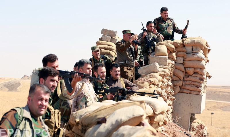 Коалиция по борьбе с ИГИЛ начала крупную наземную операцию