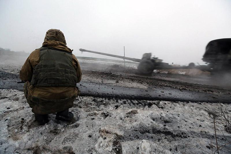 Бои под Дебальцево решают судьбу зимней кампании