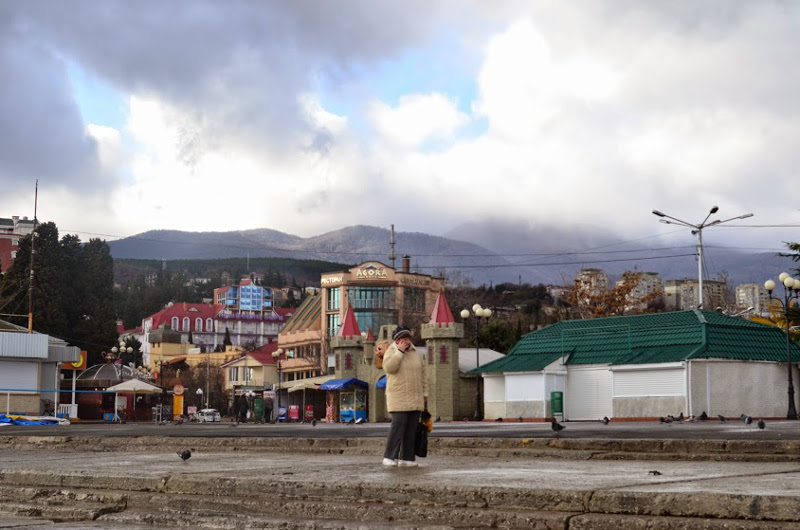 Посетив Крым, иностранные журналисты увидели, что он больше не интересует зарубежных туристов