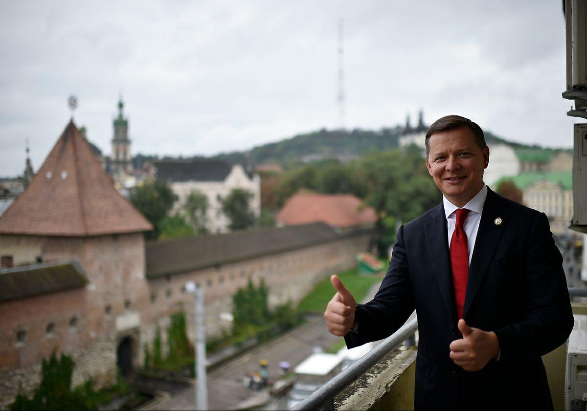 Смешного в новости о выигрыше украинского политика мало