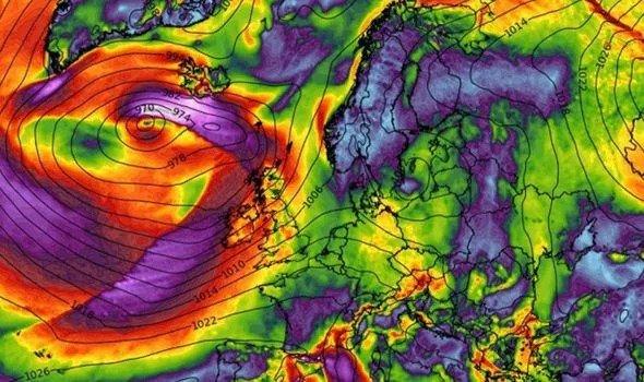 На Европу надвигается мощный циклон. Зацепит ли украинцев?