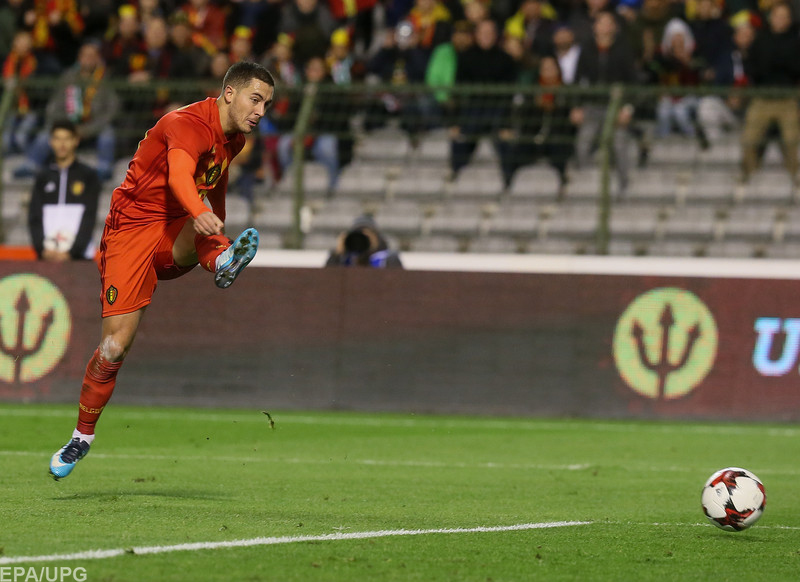 Бельгия разгромила Тунис во втором туре ЧМ-2018