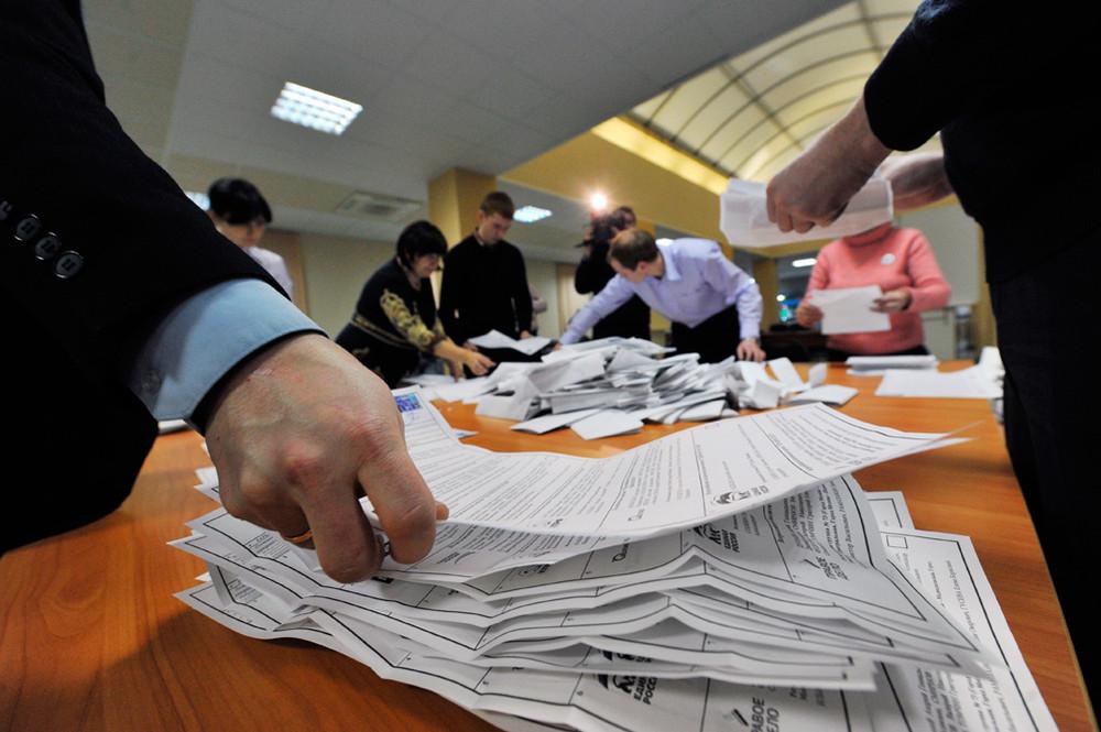Политолог Виктор Таран о фальсификациях на выборах-2019