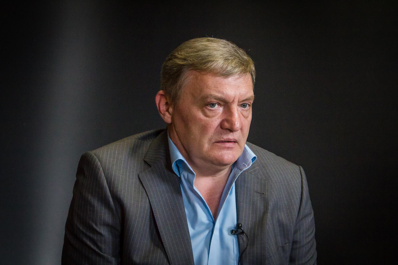Юрий Грымчак дал первое интервью после выхода из СИЗО