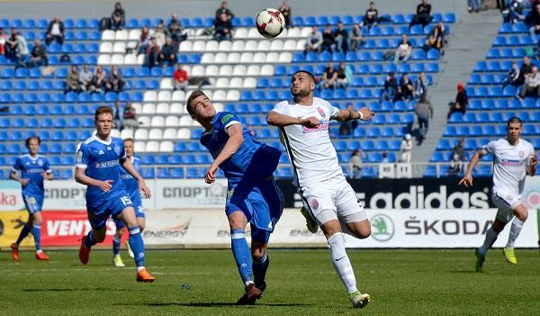 Київський і луганський клуби зіграли в матчі 28 туру чемпіонату України