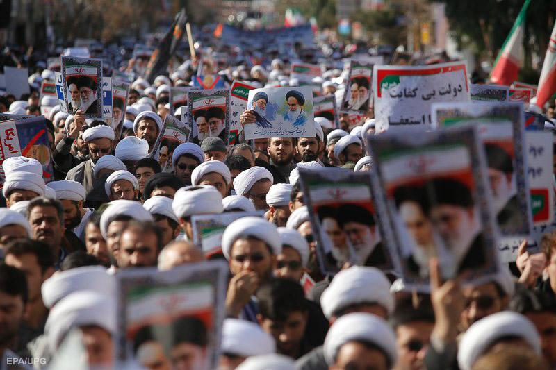 Протести в Ірані йдуть на спад, але нові можуть бути вже незабаром