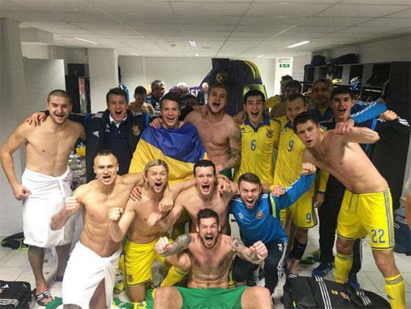Второй стыковой матч отбора Евро-2016 состоялся в словенском Мариборе