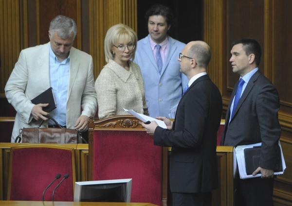 Парламент принял изменения в бюджетное и налоговое законодательство