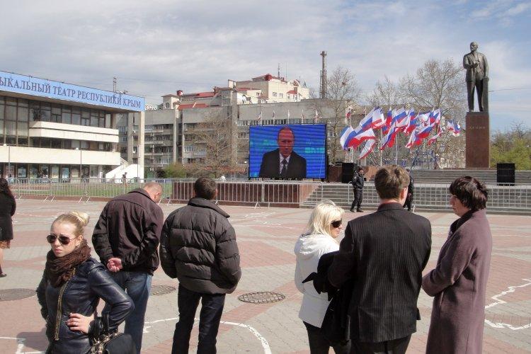 У России есть новый план