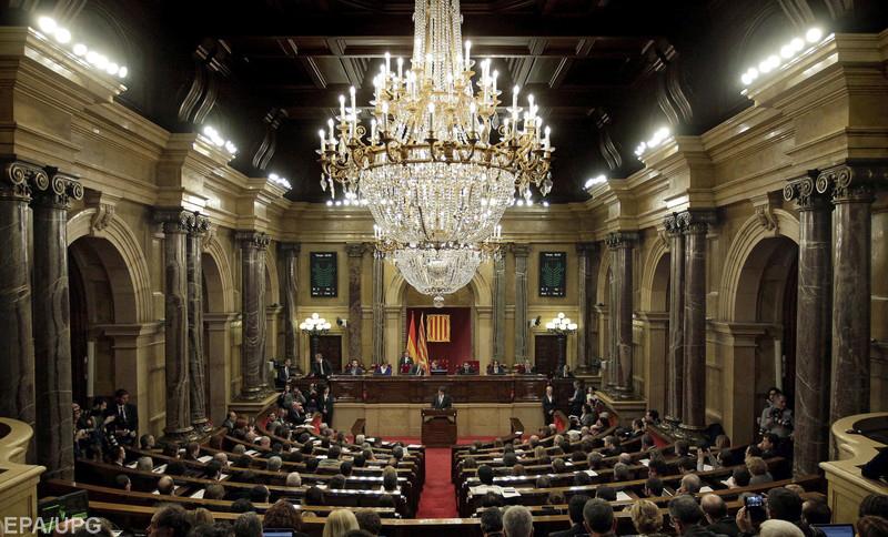 Результат дострокових виборів у Каталонії прогнозовано приніс перемогу незалежницьким партіям