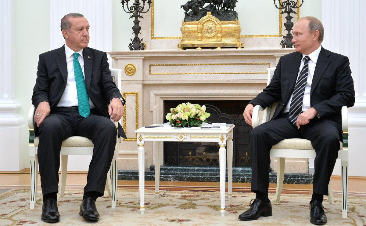 Примирение между Путиным и Эрдоганом не восстановит дружбу между Турцией и Россией